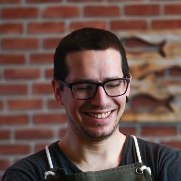 Chef Alex Pandis