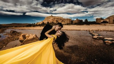 Live your dream in romantic Morocco