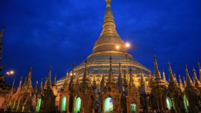 Authentic Experience in Myanmar