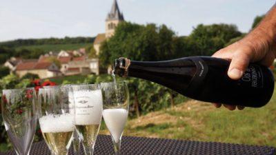 The fine ART of Champagne