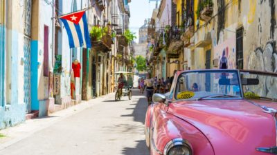 Cuba, the tail of the crocodile